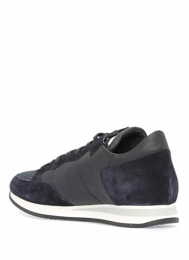 Philippe Model Sneakers Lacivert